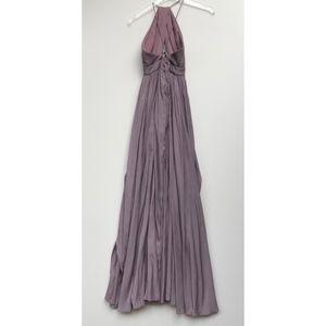 Lulu's Dresses - Lulus On My Own Dusty Purple Maxi Dress Small